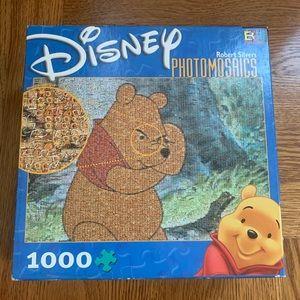 Disney Photomosaics 1000 pc puzzle